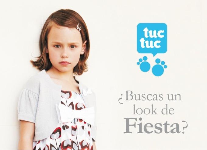 Tuc Tuc, conjuntos de moda para niños y niñas , colección de verano de Tuc Tuc