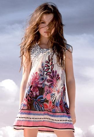 Twin Set Girl, vestidos y conjuntos de ropa de verano para niñas, moda infantil de Twin Set Girl
