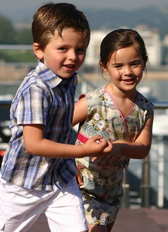 Kaboosia, moda infantil colección de verano, ropa para niños de Kaboosia también online