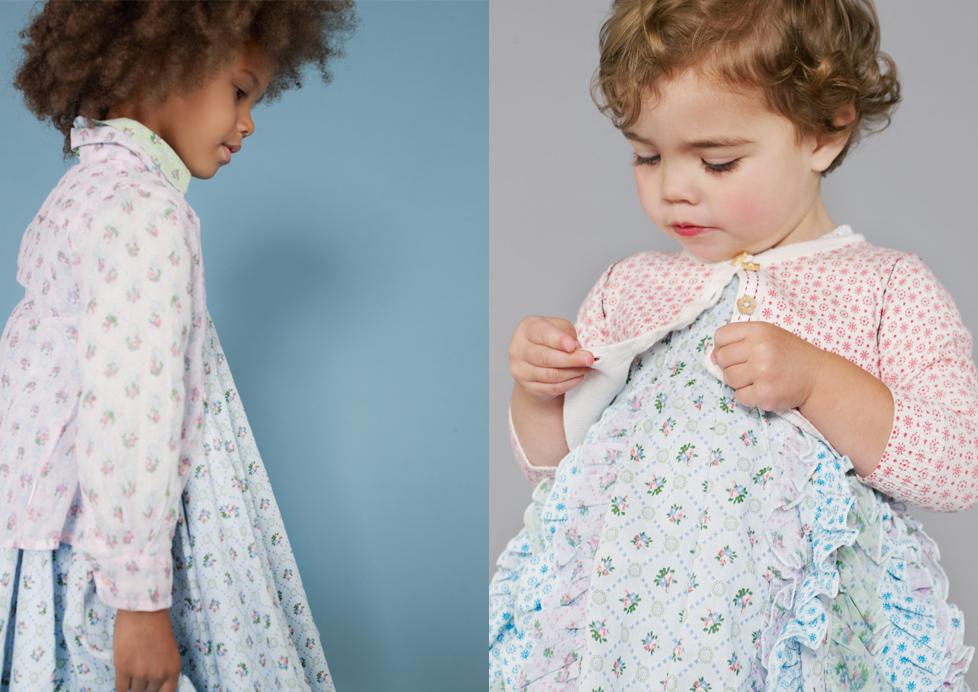 Oilily, ropa para niños y niñas, vestidos y camisas, moda infantil y accesorios de verano de Oilily