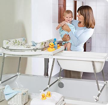 Geuther muebles cambiadores pr cticos para beb muebles - Cambiadores para encima cuna ...