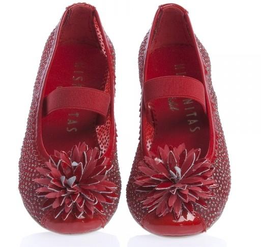 Hispanitas, bailarinas para niñas nueva colección de verano, calzado infantil de Hispanitas