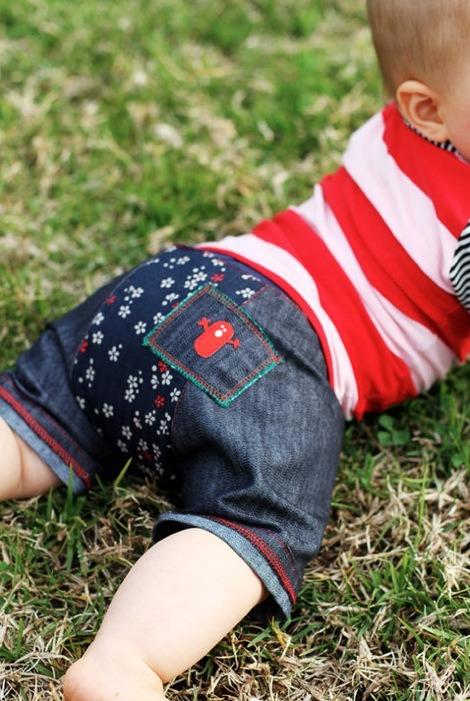 Oishi M, tejanos para bebés, ropa para bebés de Oishi M