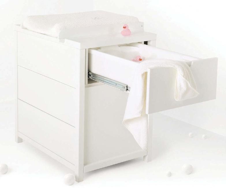 Quax muebles cambiadores para beb mobiliario infantil - Mueble cambiador bebe ...