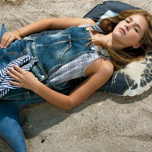 Chipie, moda infantil y juvenil, colección de verano ropa para chicas de Chipie