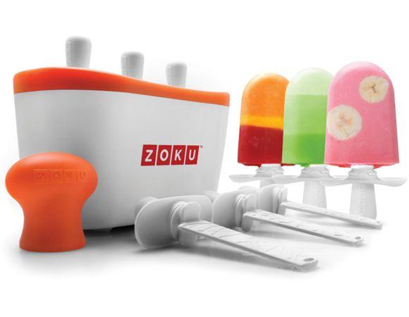 Zoku, helados caseros y sanos en minutos, comida sana para toda la familia