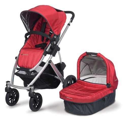 Uppababy, cochecitos para bebé, silla y capazo con accesorios de Uppababy modelo Vista