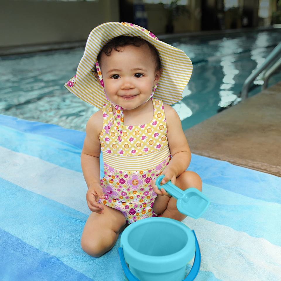 bañador pañal para bebé
