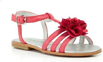 Zapatos Conguitos, sandalias para niñas, calzado infantil de verano de Conguitos