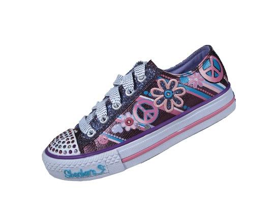 Skechers vuelta al cole, calzado infantil lleno de color, zapatos para niños moda invierno