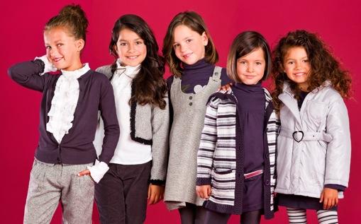 moda infantil charanga
