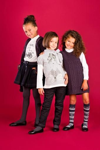 Charanga, moda infantil, ropa para niños colección de otoño-invierno de Charanga