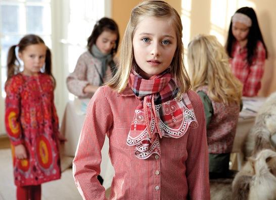 Aya Naya, moda infantil, ropa para niñas y niños, ropa de invierno de Aya Naya