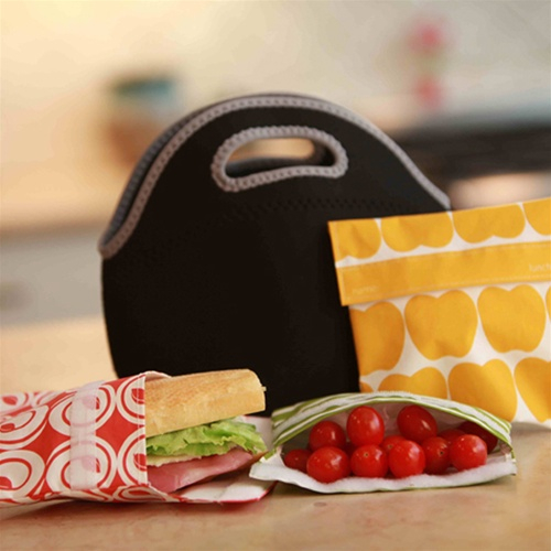 Lunchskins, accesorios para niños, bolsas para el almuerzo reutilizables y lavables