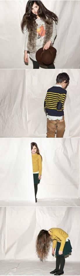 Bellerose Kids, moda infantil de otoño-invierno, ropa cómoda y atractiva para niños de Bellerose Kids