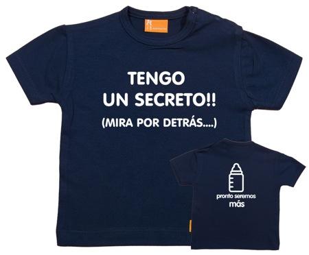Sorprentas, camisetas y bodies para niños, básicos de moda infantil personalizados de Sorprentas