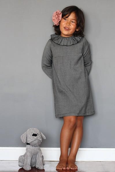 Margarite, nueva marca de moda infantil, ropa para niñas colección otoño-invierno Margarite.es