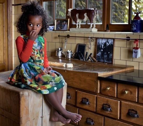 Dominique ver Eecke, nueva colección de moda infantil ya de venta en Nobodinoz