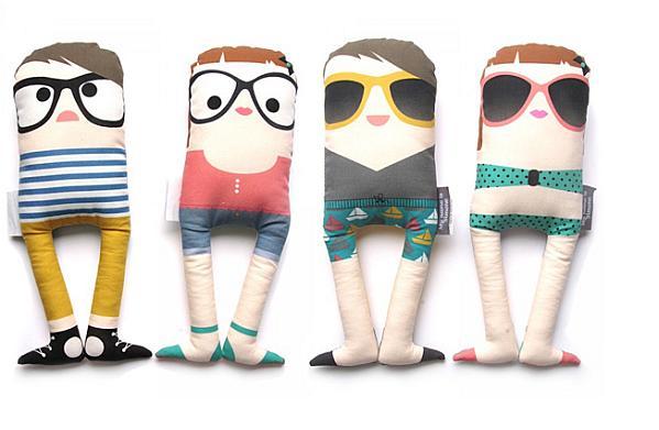 My Name is Simone, regalos, muñecos y accesorios para niños en exclusiva para Smallable.com