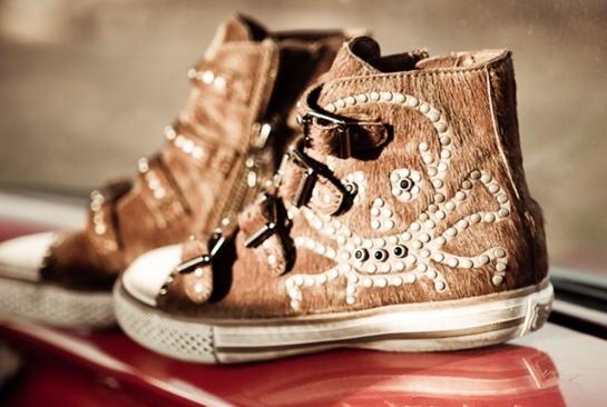 Ash Kids, calzado infantil, zapatillas y botas para niños otoño-invierno de Ash