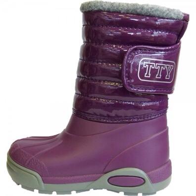 Tty, botas para niños, zapatos para niños, calzado infantil de invierno de Tty