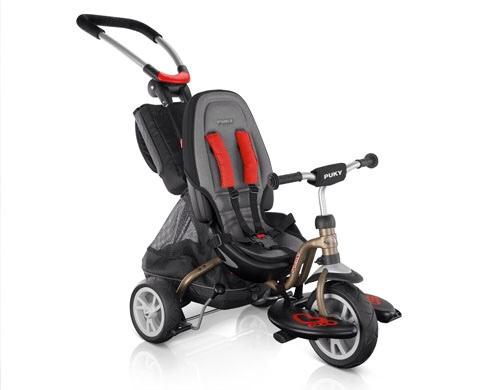 Ceety de Puky y Puky, triciclo de diseño y biciletas sin pedales de la marca Puky, regalos infantiles de Puky