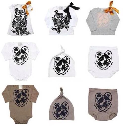 Shirin NYC, camisetas y básicos de moda infantil, colecciones de ropa para niños de Shirin