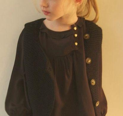 Louis Louise conjuntos de ropa para niña, moda infantil otoño-invierno Louis Louise