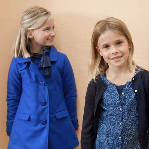 Bengh per principesse, moda infantil, ropa para niñas otoño-invierno de Bengh per Principesse