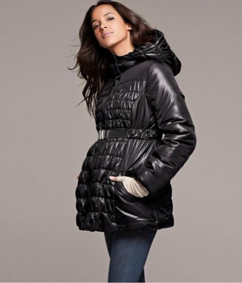 H&M moda premamá, ropa premamá, abrigos para embarazadas de H&M