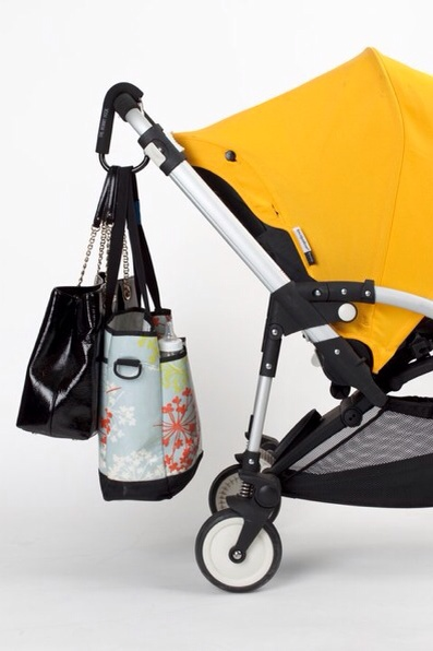 The Mommy Hook, accesorios de puericultura, portabolsas para el cochecito, accesorios prácticos para padres The Mommy Hook