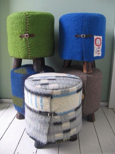 Lappalou, taburetes y cojines para la habitación infantil, decoración infantil de Lappalou