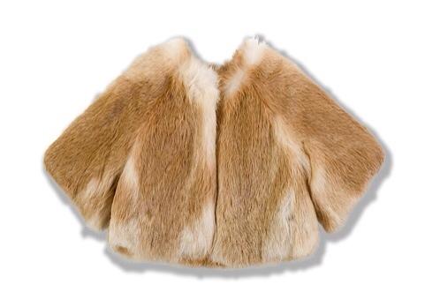 Chloé, abrigos infantiles, las prendas de abrigo de Chloé, moda infantil de invierno para niña