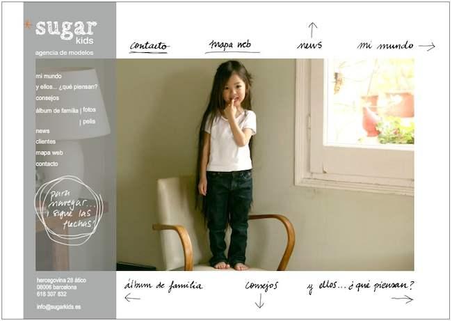 Sugar Kids, agencia de modelos infantiles, agencia de modelos especializada en niños Sugar Kids