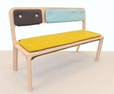 Tuyo Design, sillas, lamparas, muebles de diseño para la habitación infantil de Tuyo Design Studio