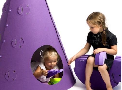Bobles, casitas para jugar, juegos y juguetes para niños, casa infantil de Bobles