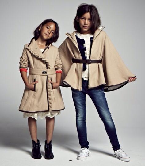 Supertrash Girls, moda infantil, ropa para niñas, nueva colección de Supertrash Girls