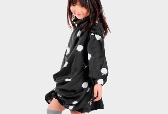 Bo de Bo, moda infantil, ropa para niñas, colección de invierno de Bo de Bo