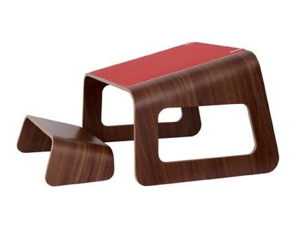 Ubiquity Design, escritorios infantiles, mesas y sillas para la habitación infantil de Ubiquity Design Studio
