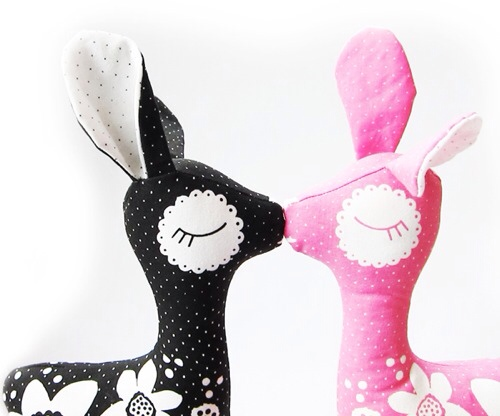 Paa Pii Design, muñecos, peluches y cojines, regalos y juguetes infantiles originales de Paa Pii Design