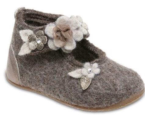 Living Kitzbühel, calzado infantil, zapatillas para casa, zapatillas para niños de Living Kitzbühel