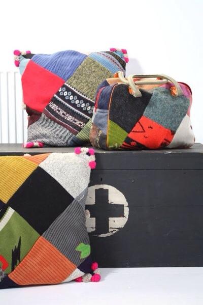 HK Living, cojines, alfombras, poufs y accesorios de decoración para la habitación infantil de HK Living