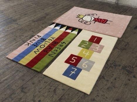 Kateha, alfombras para la habitación infantil, accesorios de decoración infantiles de Kateha