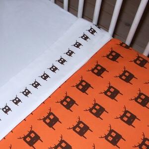 Studio Formo, mantas y sábanas infantiles, textiles ecológicos para la habitación infantil de Studio Formo