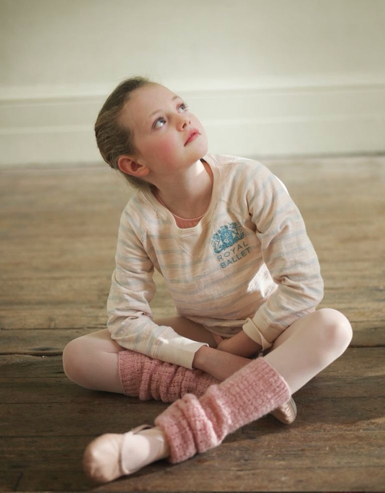 Joules Royal Ballet Collection, ropa de ballet para niñas de Royal Ballet