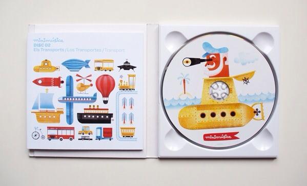 Minimúsica, proyecto educativo musical para niños Minimúsica
