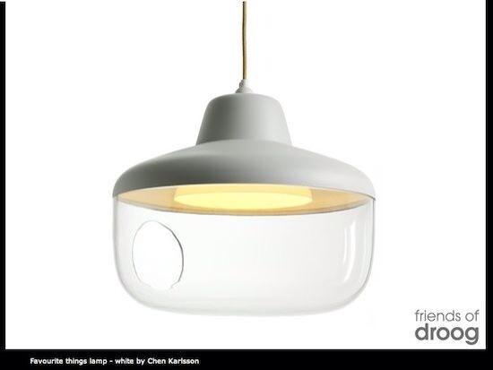Droog, lampara infantil, lámpara original para la habitación infantil diseño de Chen Karlsson