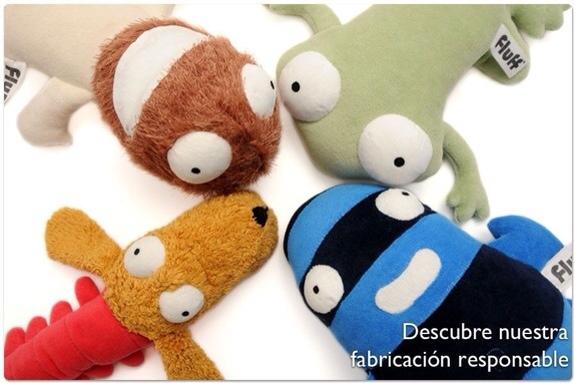 Fluff.es, muñecos para superar miedos, muñecos y libros como recurso educativo para superar miedos de Fluff.es
