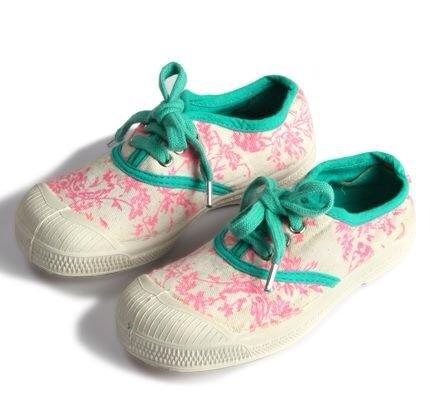 Bensimon y Bakker Made With Love, colaboración en calzado infantil, nuevas zapatillas de primavera-verano para niños de Bensimon y Bakker Made With Love