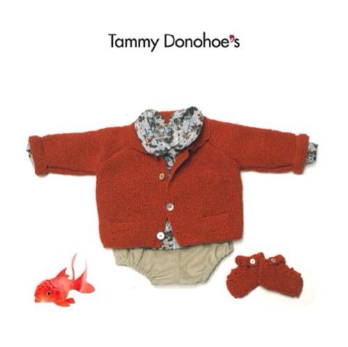 Tammy Donohoe's, moda bebé, colección de invierno ahora de rebajas en Tammy Donohoe's